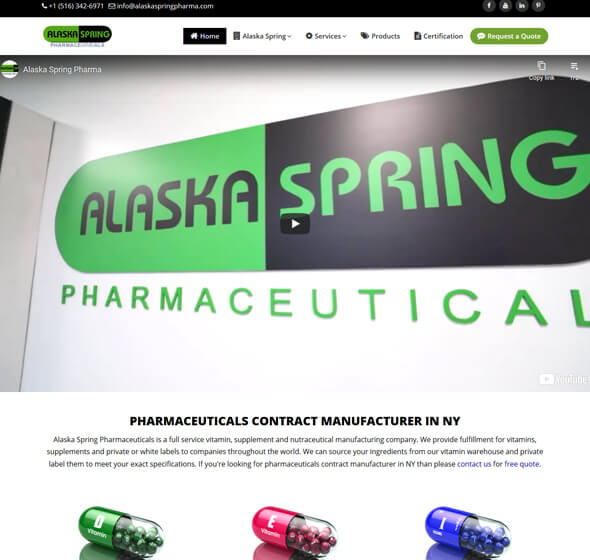 Pharmaceutical - New York