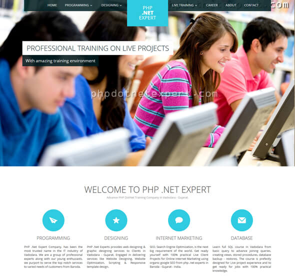 PHP .Net Training Institute